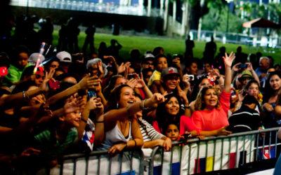 Festival Latino Americano 2016